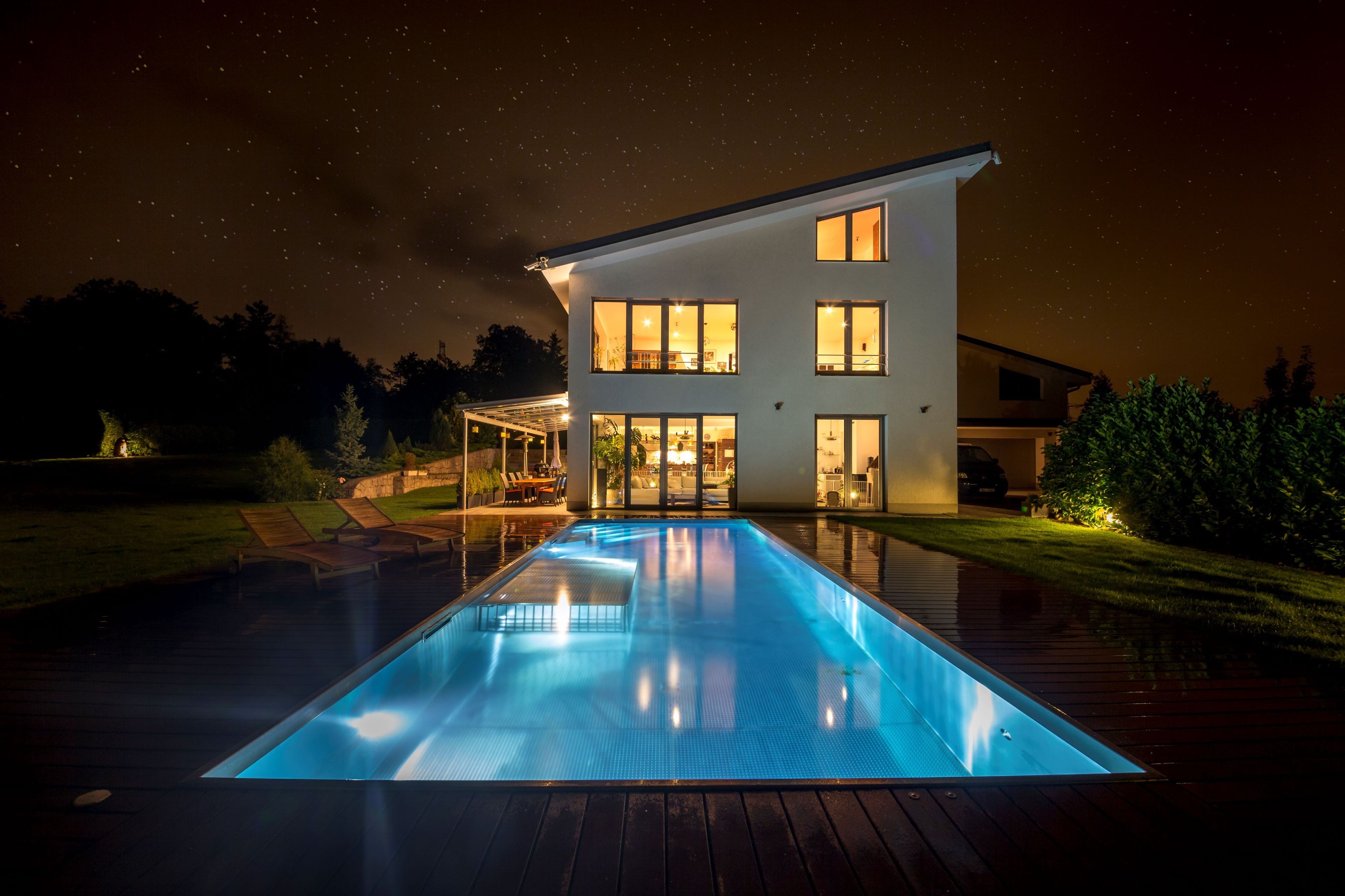 Pool Story: Realization of the IMAGINOX Stainless-Steel Pool!