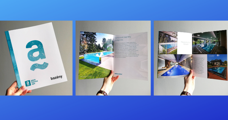 Bazény Imaginox v novém katalogu Aquamarine Spa! | IMAGINOX