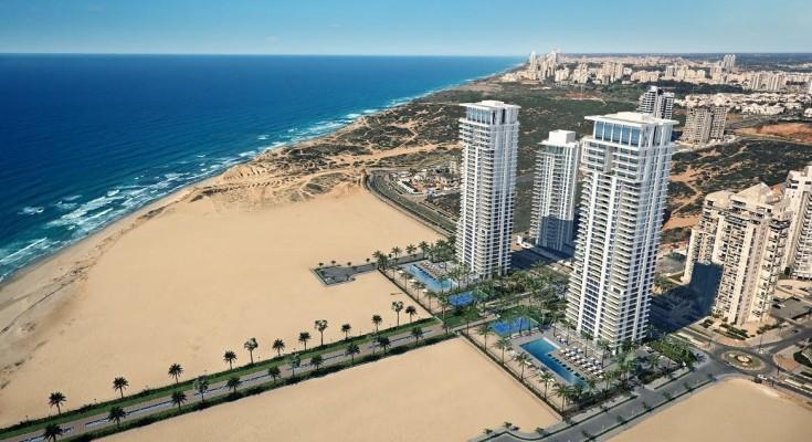 Nový projekt Briga Towers v Tel Avivu | IMAGINOX