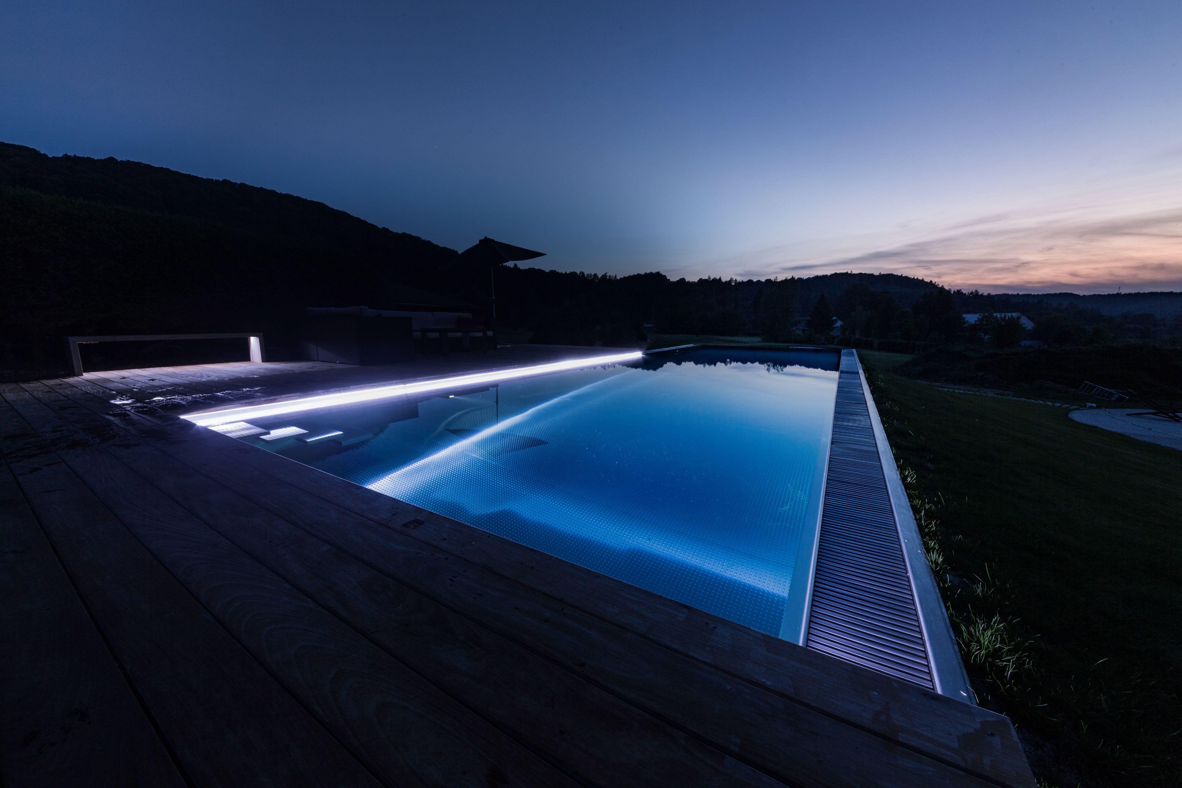 Zazimování bazénu – připravte i vy svůj bazén na zimu! | IMAGINOX